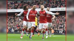 Indosport - Bursa transfer musim panas akan ditutup pada 5 Oktober 2020. Berikut 5 pemain yang berpotensi hengkang dari Arsenal sebelum deadline tersebut.