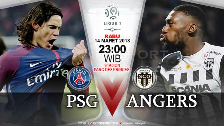 Prediksi Paris Saint-Germain vs Angers SCO - INDOSPORT