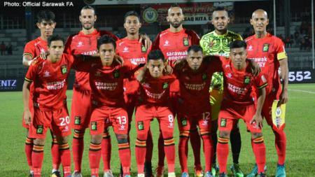 Klub sepak bola Sarawak FA yang berkompetisi di Liga Primer Malaysia - INDOSPORT