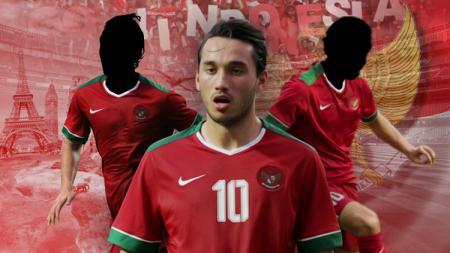 Kiprah para pemain Indonesia di luar negeri, salah satunya Ezra Walian. - INDOSPORT