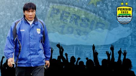 Robby Darwis legenda Persib Bandung. - INDOSPORT