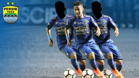 Tiga pemain muda Persib yang bakal bawa Perisb ke era kKejayaan, salah satunya Gian Zola Nasrullo. - INDOSPORT