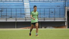 Indosport - Arthur Irawan saat masih berseragam Persebaya Surabaya.