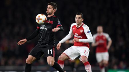 Dua pemain AC Milan terancam dibuang ke kompetisi sepak bola Asia, terutama Qatar, setelah kurang mendapatkan kesempatan di skuat utama. - INDOSPORT