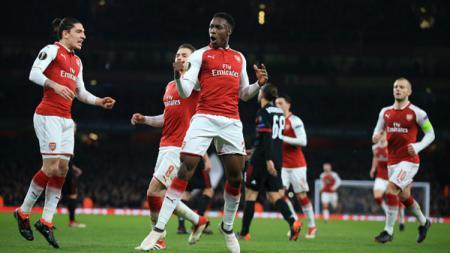 Berikut ini 5 rekrutan terburuk Arsenal yang didatangkan di hari terakhir bursa transfer, yang diharapkan tidak diikuti jejaknya oleh Thomas Partey. - INDOSPORT