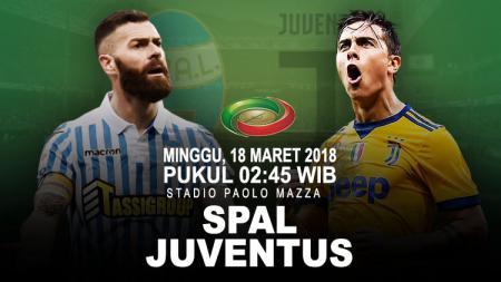 Prediksi Spal vs Juventus. - INDOSPORT