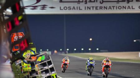 MotoGP Qatar - INDOSPORT