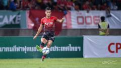 Indosport - Mika Chunuonsee