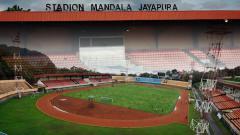 Indosport - Stadion Mandala Jayapura.