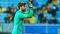 Indosport - Kiper Timnas Brasil, Alisson Becker