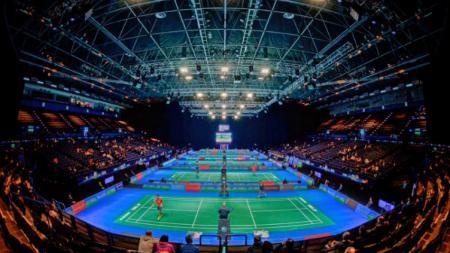 Arena Birmingham. - INDOSPORT
