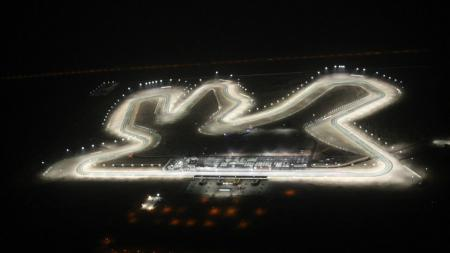 Sirkuit Losail,Qatar. - INDOSPORT