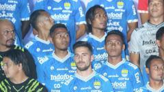 Indosport - Striker Persib Jonathan Bauman.