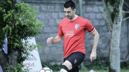Milos Krkotic, pemain baru Bali United - INDOSPORT