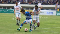 Indosport - Persib Bandung vs Arema FC.