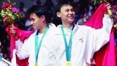 Indosport - Mendapatkan medali kehormatan di ajang olahraga terbesar seperti Olimpiade nampaknya tidak membuat para pebulutangkis Indonesia betah di Tanah Air.