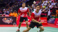Indosport - Mohammad Ahsan/Hendra Setiawan.