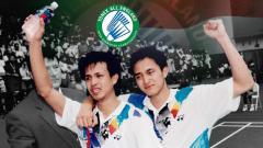 Indosport - Ricky Subagja/Rexy Mainaky.