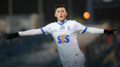 Indosport - Diperkirakan nilai transfer pemain Eropa pencibir bintang Timnas Indonesia U-23 Egy Maulana Vikri setara total skuat Bhayangkara FC.