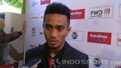 Indosport - M Taufiq, eks pemain Persib yang kini membela Bali United, punya dua sosok gelandang idola.