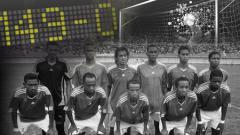 Indosport - Adema 149-0 tanpa balas.
