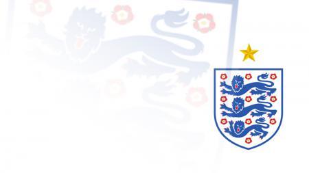 Logo Timnas Inggris. - INDOSPORT