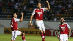 Indosport - Nikola Komazec, pemain anyar Bhayangkara FC.