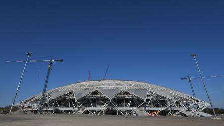 Samara Arena. - INDOSPORT