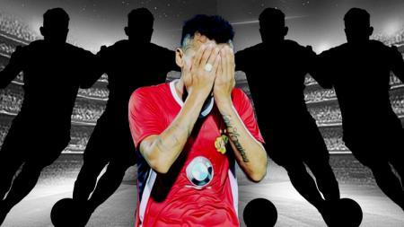 Termasuk Ferdinand Sinaga, lima bintang Indonesia ini juga didepak klub asing. - INDOSPORT