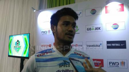 Muhammad Rafli, pemain Arema FC. - INDOSPORT