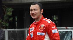 Ananda Mikola, eks pembalap dari Indonesia.