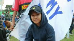 Indosport - Bakat muda sepakbola Indonesia yang telah meninggal dunia, Krisna Yusuf.