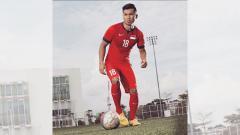 Indosport - Muhammad Al-Qaasimy