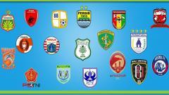 Indosport - Logo Liga 1 2018