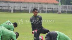 Indosport - Reky Rahayu, kiper Persebaya.