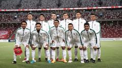 Indosport - Singapura U-23 vs Indonesia U-23