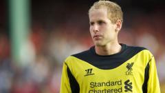 Indosport - Peter Gulacsi ketika masih membela Liverpool.