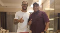 Indosport - David da Silva resmi ke Persebaya.