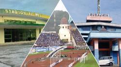 3 Stadion terkecil di Liga 1 2018