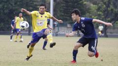 Indosport - Cilegon United vs Jepang U-19