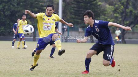 Cilegon United vs Jepang U-19 - INDOSPORT