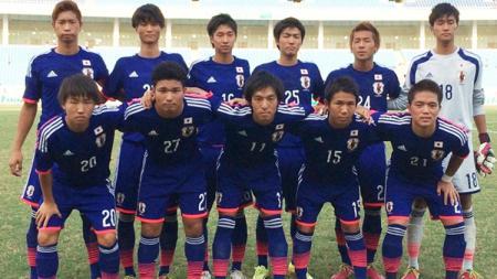 Skuat Timnas Jepang U-19. - INDOSPORT