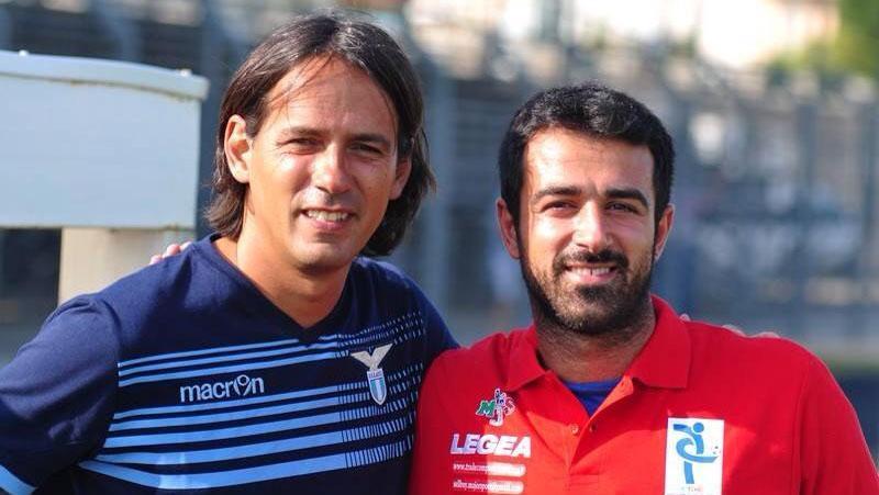 Vincenzo Alberto Annese, Pelatih baru PSIS Semarang. Copyright: albertoannese.com