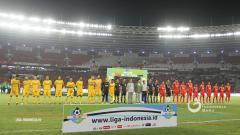 Indosport - Bhayangkara FC vs Persija Jakarta