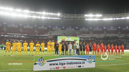 Bhayangkara FC vs Persija Jakarta - INDOSPORT