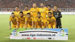 Indosport - Skuat Bhayangkara FC.