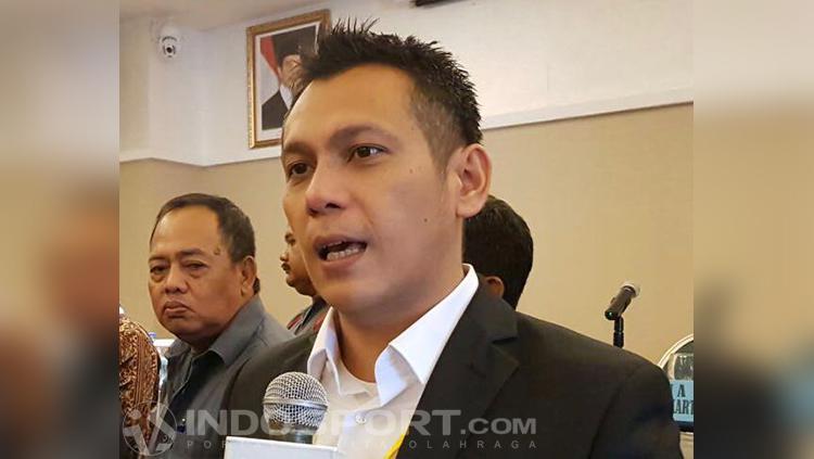 Aldi Karmawan Copyright: INDOSPORT