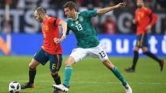 Indosport - Jerman vs Spanyol.