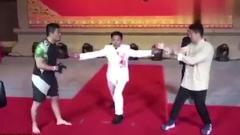 Indosport - MMA vs Kung Fu.