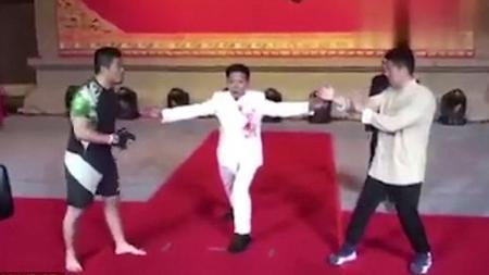 MMA vs Kung Fu. - INDOSPORT